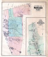 Rockland Town, Rockland Town North, North Rockland Town, Plymouth County 1879