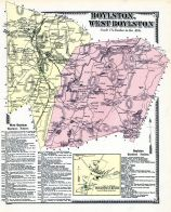 Boylston, Boylston West, West Boylston, Boylston Center, Worcester County 1870