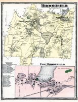 Brookfield, Brookfield East, East Brookfield, Worcester County 1870