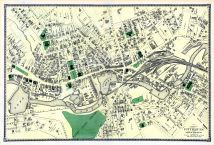 Fitchburg Town, Worcester County 1870