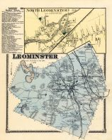 Leominster, Leominster North, Worcester County 1870