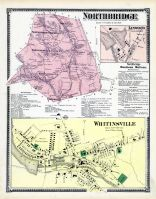Northbridge, Linwood, Whitinsville, Worcester County 1870