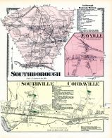 Southborough, Fayville, Southville, Coraville, Worcester County 1870