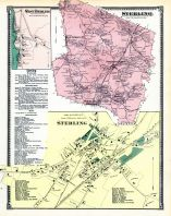Sterling, Sterling Town, Sterling West, West Sterling, Worcester County 1870