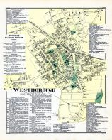 Westborough Town, Worcester County 1870