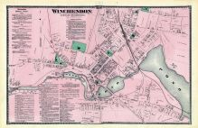 Winchendon Town, Worcester County 1870