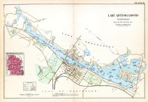 Lake Quinsigamond, Worcester County 1898