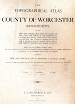 Worcester County 1898
