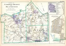 Uxbridge - Mendon - Blackstone Towns, Worcester County 1898