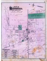 Catonsville Plan, Baltimore County 1877