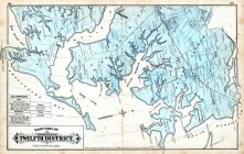 District 12 - East, Chesapeake Bay, Middle River, Chases Station, North Point, Baltimore County 1877