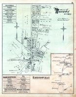 District 9, Waverly Plan, Harrisonville, Baltimore County 1877