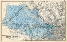Baltimore County - District 3, Mount Carroll, Arlington, Howardville, Green Springs, Baltimore and Howard County 1878