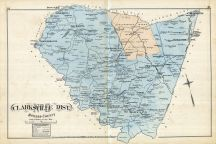 Howard County - District 5, Clarksville, Dayton, Tridelphia, Waters, Simpsonville, Oakland Mills, Baltimore and Howard County 1878