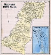 Hauvers, Sabillasville, Frederick County 1873