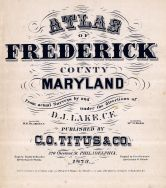 Frederick County 1873