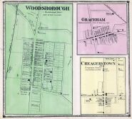 Woodsborough 2, Graceham, Creagerstown 2, Frederick County 1873