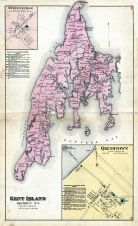 Stevensville, Kent Island - District 4, Queenstown, Kent and Queen Anne Counties 1877