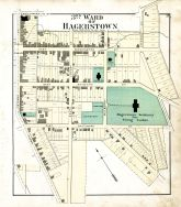 Hagerstown 1, Washington County 1877