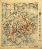 Mount Desert Island and Bar Harbor 1922, Mount Desert Island and Bar Harbor 1922