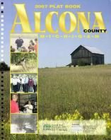 Title Page, Alcona County 2007