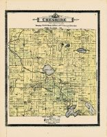 Cheshire Township, Allegan County 1895