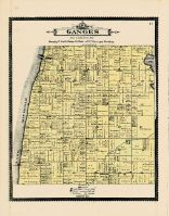 Ganges Township, Allegan County 1895