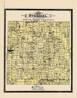Overisel Township, Allegan County 1895