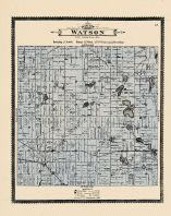 Watson Township, Allegan County 1895
