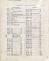 Patrons Directory 002, Alpena - Presque Isle - Montmorency Counties 1903