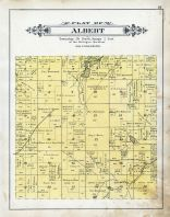 Albert Township, Avery Lake, Alpena - Presque Isle - Montmorency Counties 1903
