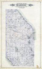 Bearinger Township, Black Lake, Alpena - Presque Isle - Montmorency Counties 1903