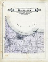 Bearinger Township, Cedarburg, Alpena - Presque Isle - Montmorency Counties 1903