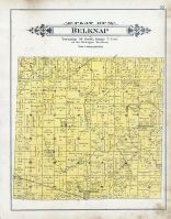 Belknap Township, South Rogers, Hagensville PO, Alpena - Presque Isle - Montmorency Counties 1903