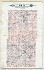 Briley Township, Valentine lake, Leach Lake, Bass Lake, Alpena - Presque Isle - Montmorency Counties 1903