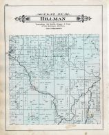 Hillman Township, Twin Lakes, Alpena - Presque Isle - Montmorency Counties 1903