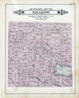 Krakow Township, Long Lake, Alpena - Presque Isle - Montmorency Counties 1903