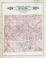 Moltke Township, Alpena - Presque Isle - Montmorency Counties 1903