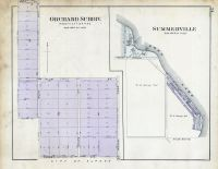Orchard Subdiv, Summerville, Alpena - Presque Isle - Montmorency Counties 1903