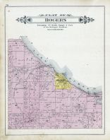 Rogers Township, Rogers City, Alpena - Presque Isle - Montmorency Counties 1903