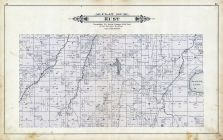 Rust Township, Turtle lake, Alpena - Presque Isle - Montmorency Counties 1903