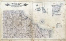 Sanborn Township, Stony Point, Thunder Bay Island, Scare Crow Island, Sugar Island, Alpena - Presque Isle - Montmorency Counties 1903