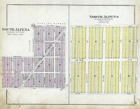 South Alpena, North Alpena, Alpena - Presque Isle - Montmorency Counties 1903