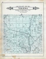 Vienna Township, Valentine Branch RR, Alpena - Presque Isle - Montmorency Counties 1903