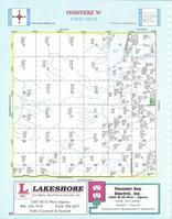 Map Image 001, Alpena County 2007