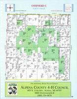 Map Image 002, Alpena County 2007