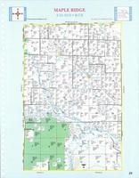 Map Image 014, Alpena County 2007