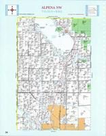 Map Image 015, Alpena County 2007