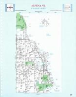 Map Image 016, Alpena County 2007