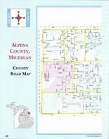 Map Image 017, Alpena County 2007